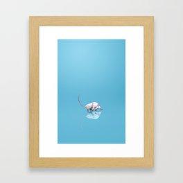 Mouse Framed Art Print
