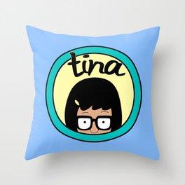 Tina Throw Pillow