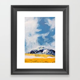 Iceland II Framed Art Print