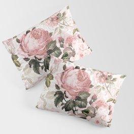 Vintage & Shabby Chic - Sepia Pink Roses  Kissenbezug