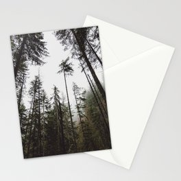 Pacific Northwest Forest Stationery Cards