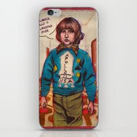 kubrick iPhone & iPod Skins featuring *Hiss* *Crakle* Mr. Kubrick... *Crakle* by LeKolora
