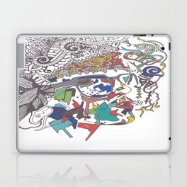 A Woman Laptop & iPad Skin