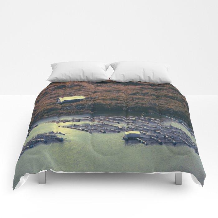 Balinese fisheries  Comforters