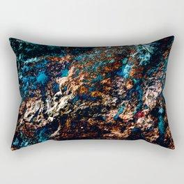 A Sudden Freeze Rectangular Pillow