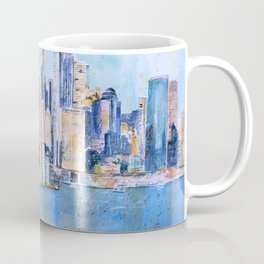Colorful Sydney Harbor Coffee Mug