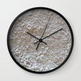Blanco Absoluto Wall Clock