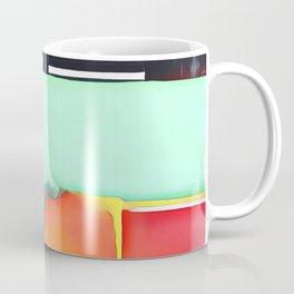 Midnight on the harbour Coffee Mug