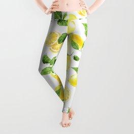 Lemon Tree Leggings