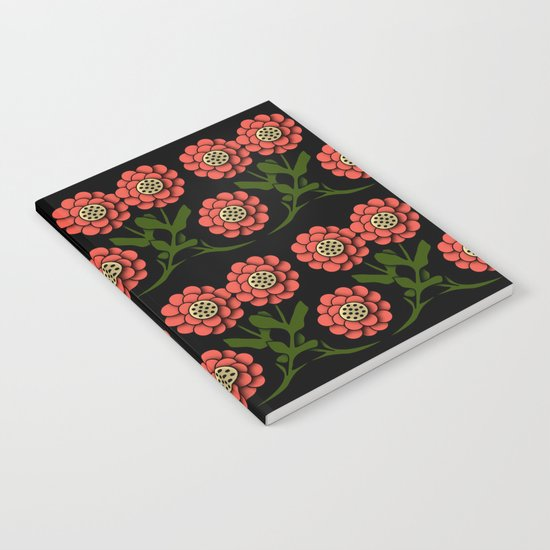 Flower 6 Notebook