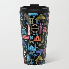 LET'S TRAVEL AROUND THE WORLD!!! Travel Mug