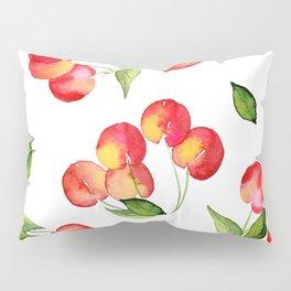 Bowl of Cherries Pillow Sham