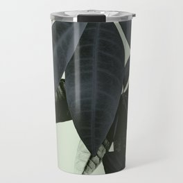 Pachira Aquatica #3 #foliage #decor #art #society6 Travel Mug