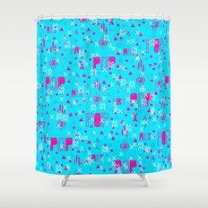 A.R.T.P.O.P. ivx Shower Curtain