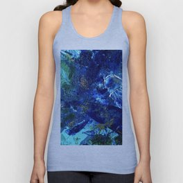 Jelly Belly of the Deep, Tiny World Environmental Collection Unisex Tank Top