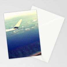 Leaving Paradise  Stationery Cards
