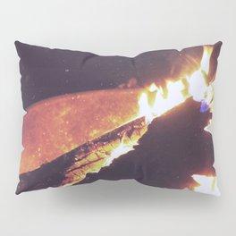 Campfires & Tea Pillow Sham