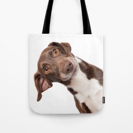 Dropping by to say H Tote Bag