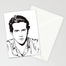 In Black & White II Stationery Cards