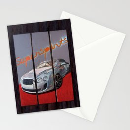 Supersports Stationery Cards