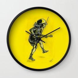 Angus Young Wall Clock