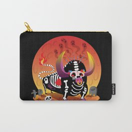 Bull of Death Carry-All Pouch