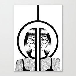 disjuncture Canvas Print