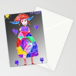Mrs Evi Stationery Cards