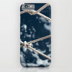 Nautical rope iPhone 6s Slim Case