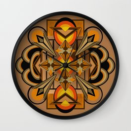 New Plan 5 Wall Clock