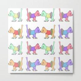 Kittens.  Metal Print
