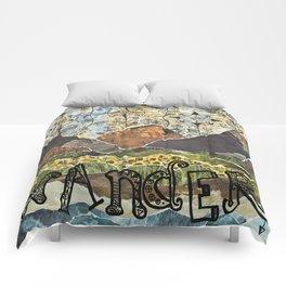 Compass Rose Garden Comforters