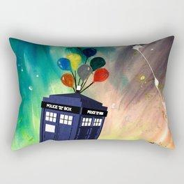 Tardis Dr. WHO Rectangular Pillow
