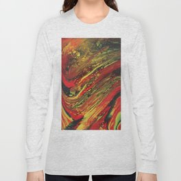 Number 83 Long Sleeve T-shirt