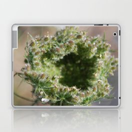 lace under glass Laptop & iPad Skin