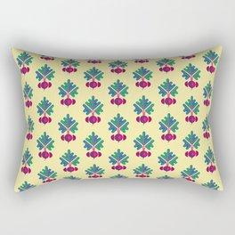 Vegetable: Beetroot Rectangular Pillow