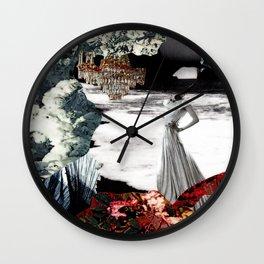THE WAKE Wall Clock