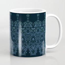 flowing lines pattern 1 Coffee Mug