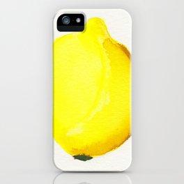 Lemonade iPhone Case