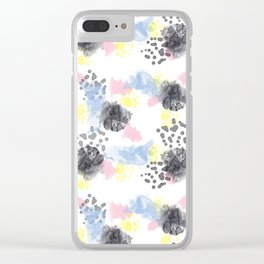 soft vibe Clear iPhone Case