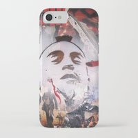 taxi driver iPhone & iPod Cases featuring TAXI DRIVER by John McGlynn