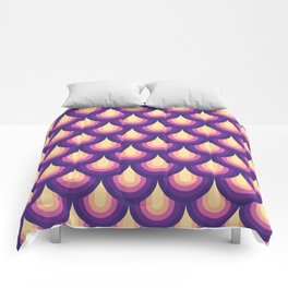 Rainbow Scales Comforters
