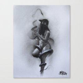 CULEBRADA Canvas Print