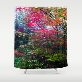 Fall's Finest Shower Curtain