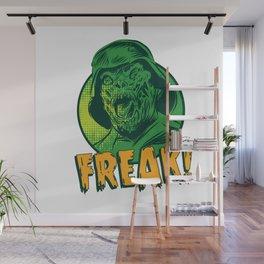 Freak Drawings: Nightmare Demon Wall Mural