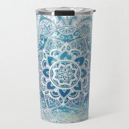 Mandala Underwater Travel Mug