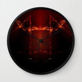 Kuhl's Civilisation Wall Clock