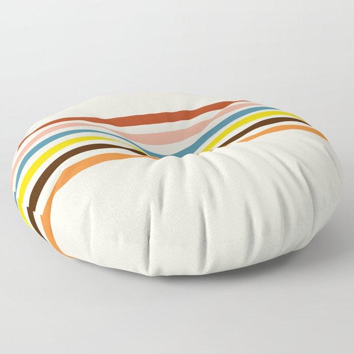 Classic Retro Govannon Floor Pillow