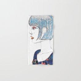Self Portrait Hand & Bath Towel