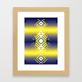 The Third Eye Framed Art Print